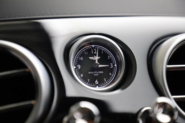 Used 2017 Bentley Flying Spur V8 S for sale $149,900 at Alfa Romeo of Westport in Westport CT 06880 20