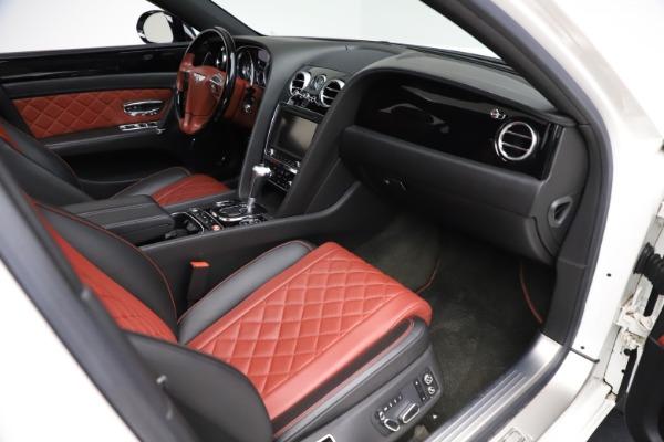 Used 2017 Bentley Flying Spur V8 S for sale $149,900 at Alfa Romeo of Westport in Westport CT 06880 21