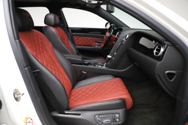 New 2017 Bentley Flying Spur V8 S for sale Sold at Alfa Romeo of Westport in Westport CT 06880 22
