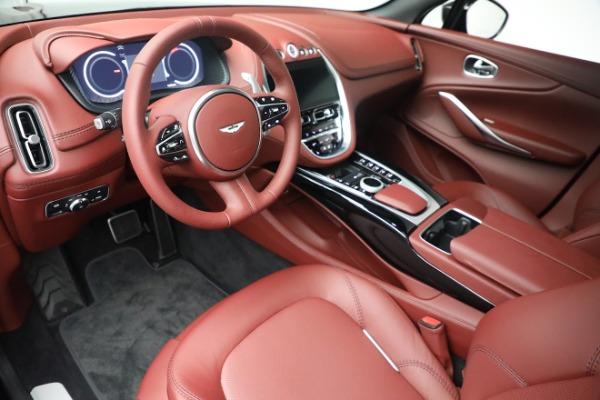 New 2021 Aston Martin DBX for sale $200,686 at Alfa Romeo of Westport in Westport CT 06880 13