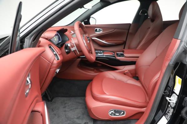 New 2021 Aston Martin DBX for sale $200,686 at Alfa Romeo of Westport in Westport CT 06880 14