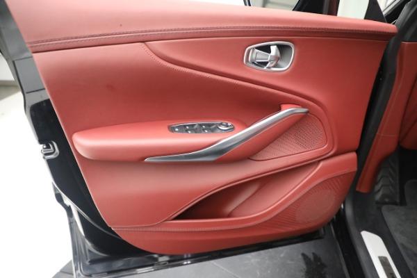 New 2021 Aston Martin DBX for sale $200,686 at Alfa Romeo of Westport in Westport CT 06880 16