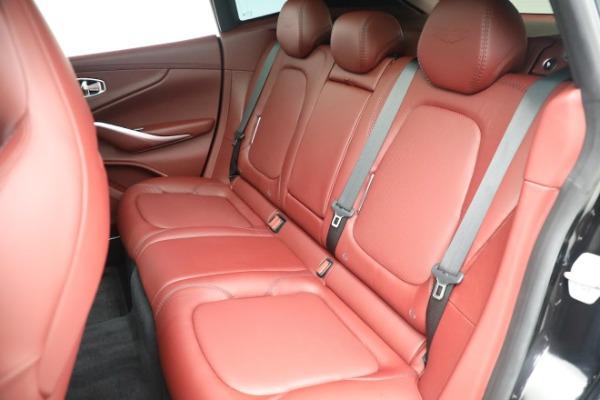 New 2021 Aston Martin DBX for sale $200,686 at Alfa Romeo of Westport in Westport CT 06880 18