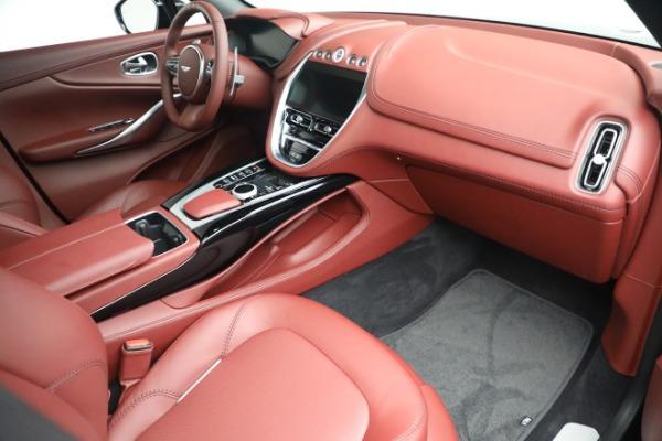 New 2021 Aston Martin DBX for sale $200,686 at Alfa Romeo of Westport in Westport CT 06880 19