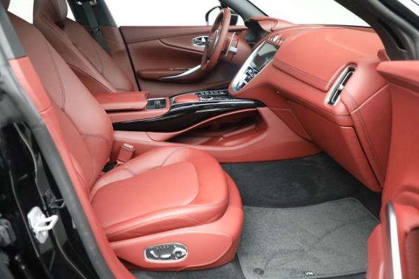 New 2021 Aston Martin DBX for sale $200,686 at Alfa Romeo of Westport in Westport CT 06880 20