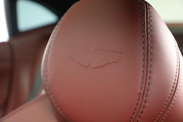 New 2021 Aston Martin DBX for sale $200,686 at Alfa Romeo of Westport in Westport CT 06880 22