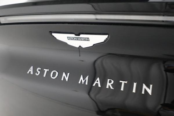 New 2021 Aston Martin DBX for sale $200,686 at Alfa Romeo of Westport in Westport CT 06880 24
