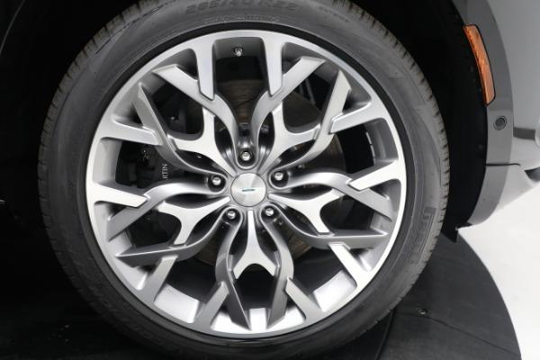 New 2021 Aston Martin DBX for sale $200,686 at Alfa Romeo of Westport in Westport CT 06880 25