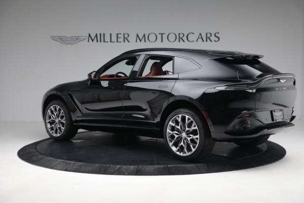 New 2021 Aston Martin DBX for sale $200,686 at Alfa Romeo of Westport in Westport CT 06880 3