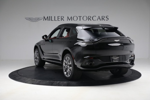 New 2021 Aston Martin DBX for sale $200,686 at Alfa Romeo of Westport in Westport CT 06880 4
