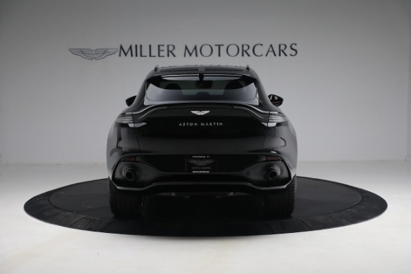 New 2021 Aston Martin DBX for sale $200,686 at Alfa Romeo of Westport in Westport CT 06880 5