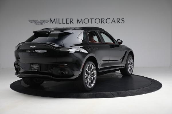 New 2021 Aston Martin DBX for sale $200,686 at Alfa Romeo of Westport in Westport CT 06880 6