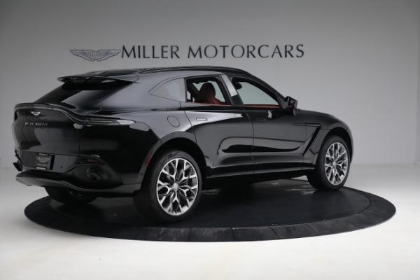 New 2021 Aston Martin DBX for sale $200,686 at Alfa Romeo of Westport in Westport CT 06880 7