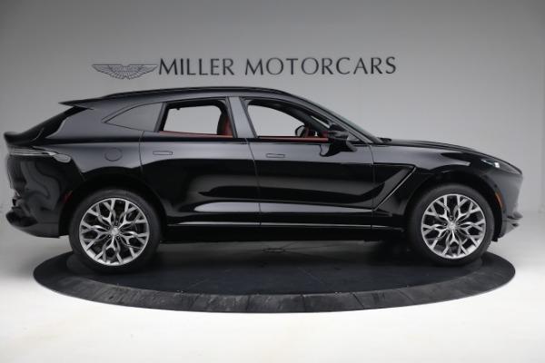 New 2021 Aston Martin DBX for sale $200,686 at Alfa Romeo of Westport in Westport CT 06880 8
