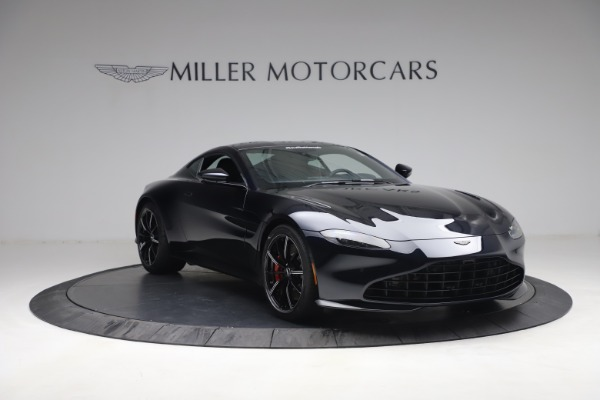 New 2021 Aston Martin Vantage for sale $189,686 at Alfa Romeo of Westport in Westport CT 06880 10