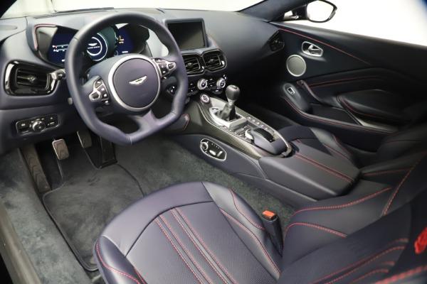 New 2021 Aston Martin Vantage for sale $189,686 at Alfa Romeo of Westport in Westport CT 06880 13
