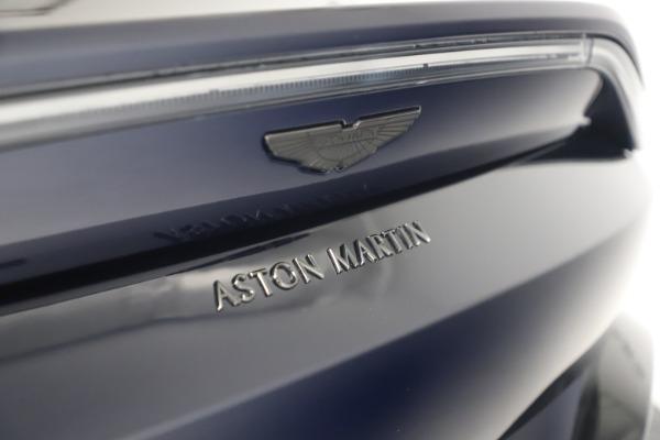 New 2021 Aston Martin Vantage for sale $189,686 at Alfa Romeo of Westport in Westport CT 06880 18