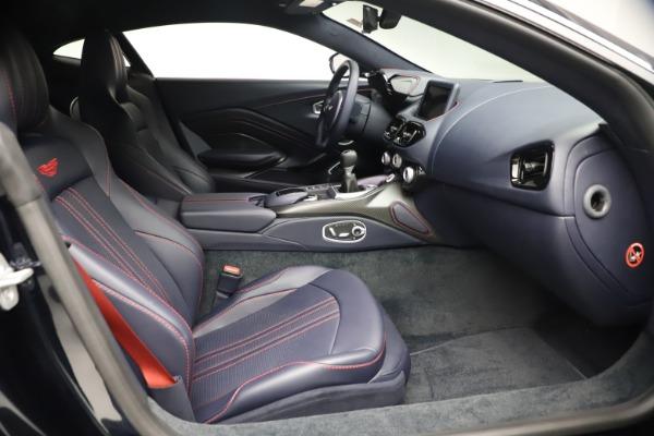 New 2021 Aston Martin Vantage for sale $189,686 at Alfa Romeo of Westport in Westport CT 06880 20
