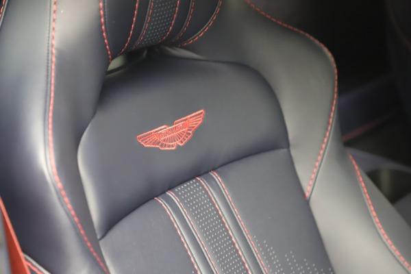 New 2021 Aston Martin Vantage for sale $189,686 at Alfa Romeo of Westport in Westport CT 06880 22