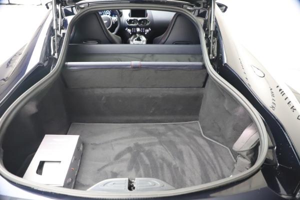 New 2021 Aston Martin Vantage for sale $189,686 at Alfa Romeo of Westport in Westport CT 06880 23