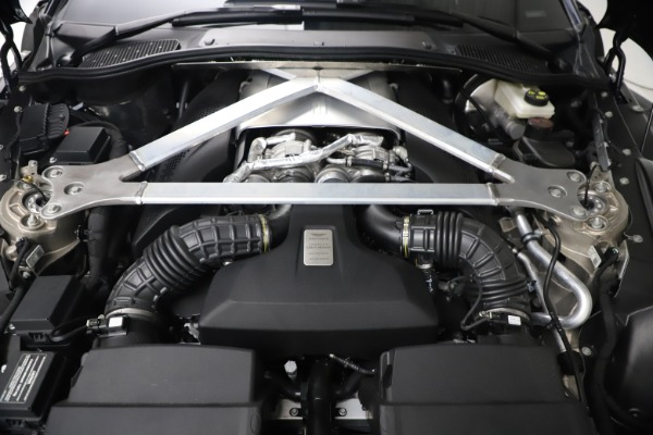 New 2021 Aston Martin Vantage for sale $189,686 at Alfa Romeo of Westport in Westport CT 06880 25