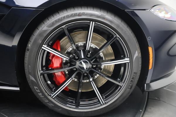 New 2021 Aston Martin Vantage for sale $189,686 at Alfa Romeo of Westport in Westport CT 06880 26