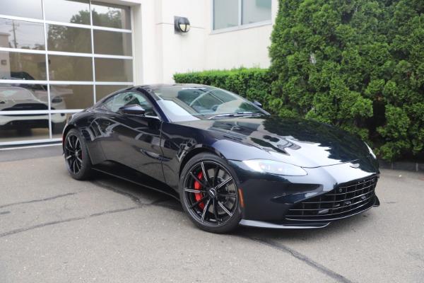New 2021 Aston Martin Vantage for sale $189,686 at Alfa Romeo of Westport in Westport CT 06880 27