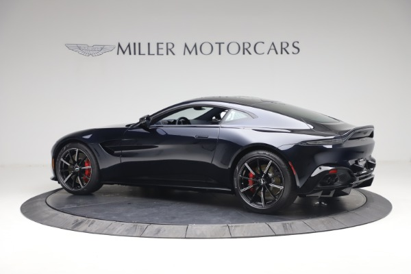 New 2021 Aston Martin Vantage for sale $189,686 at Alfa Romeo of Westport in Westport CT 06880 3