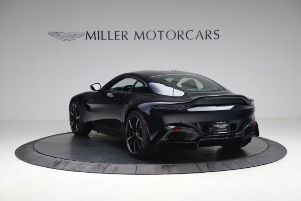 New 2021 Aston Martin Vantage for sale $189,686 at Alfa Romeo of Westport in Westport CT 06880 4
