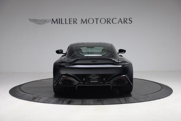 New 2021 Aston Martin Vantage for sale $189,686 at Alfa Romeo of Westport in Westport CT 06880 5