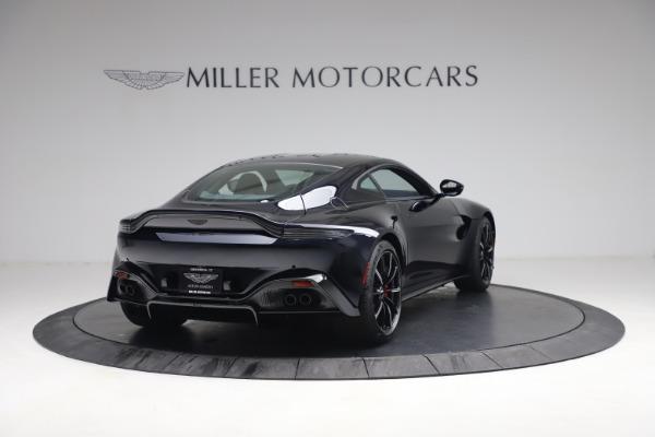 New 2021 Aston Martin Vantage for sale $189,686 at Alfa Romeo of Westport in Westport CT 06880 6