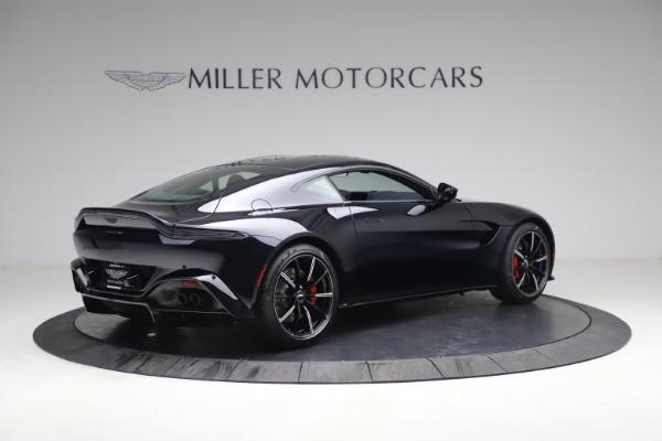 New 2021 Aston Martin Vantage for sale $189,686 at Alfa Romeo of Westport in Westport CT 06880 7