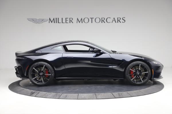 New 2021 Aston Martin Vantage for sale $189,686 at Alfa Romeo of Westport in Westport CT 06880 8