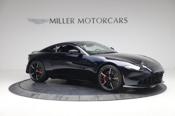 New 2021 Aston Martin Vantage for sale $189,686 at Alfa Romeo of Westport in Westport CT 06880 9