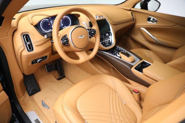 New 2021 Aston Martin DBX for sale $209,586 at Alfa Romeo of Westport in Westport CT 06880 13