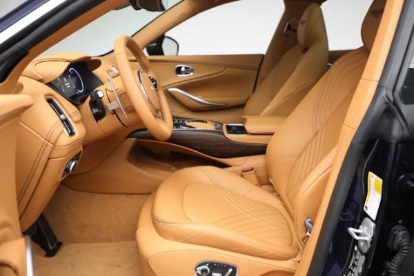 New 2021 Aston Martin DBX for sale $209,586 at Alfa Romeo of Westport in Westport CT 06880 14