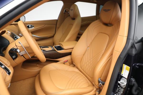 New 2021 Aston Martin DBX for sale $209,586 at Alfa Romeo of Westport in Westport CT 06880 15