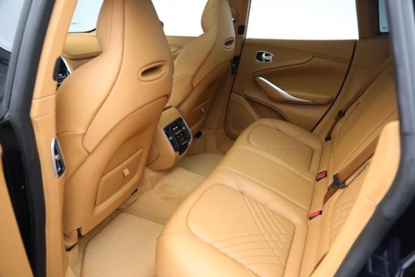 New 2021 Aston Martin DBX for sale $209,586 at Alfa Romeo of Westport in Westport CT 06880 17