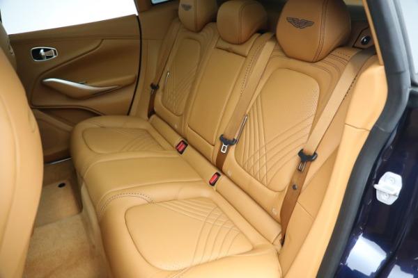 New 2021 Aston Martin DBX for sale $209,586 at Alfa Romeo of Westport in Westport CT 06880 18
