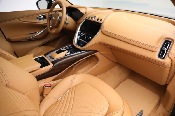 New 2021 Aston Martin DBX for sale $209,586 at Alfa Romeo of Westport in Westport CT 06880 19