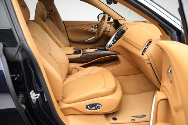 New 2021 Aston Martin DBX for sale $209,586 at Alfa Romeo of Westport in Westport CT 06880 20