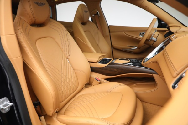 New 2021 Aston Martin DBX for sale $209,586 at Alfa Romeo of Westport in Westport CT 06880 21