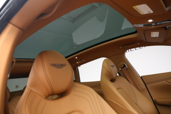 New 2021 Aston Martin DBX for sale $209,586 at Alfa Romeo of Westport in Westport CT 06880 22