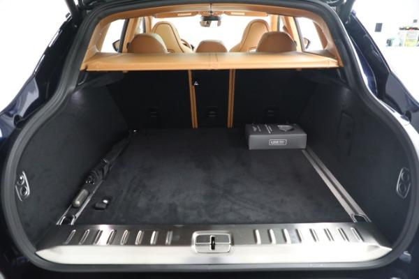 New 2021 Aston Martin DBX for sale $209,586 at Alfa Romeo of Westport in Westport CT 06880 23