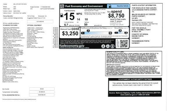 New 2021 Aston Martin DBX for sale $209,586 at Alfa Romeo of Westport in Westport CT 06880 25