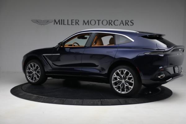New 2021 Aston Martin DBX for sale $209,586 at Alfa Romeo of Westport in Westport CT 06880 3