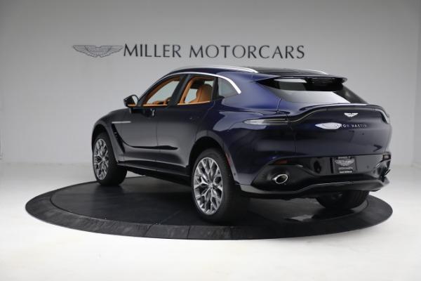 New 2021 Aston Martin DBX for sale $209,586 at Alfa Romeo of Westport in Westport CT 06880 4