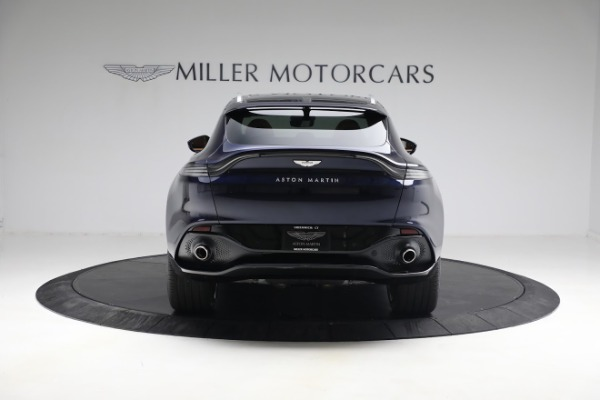 New 2021 Aston Martin DBX for sale $209,586 at Alfa Romeo of Westport in Westport CT 06880 5