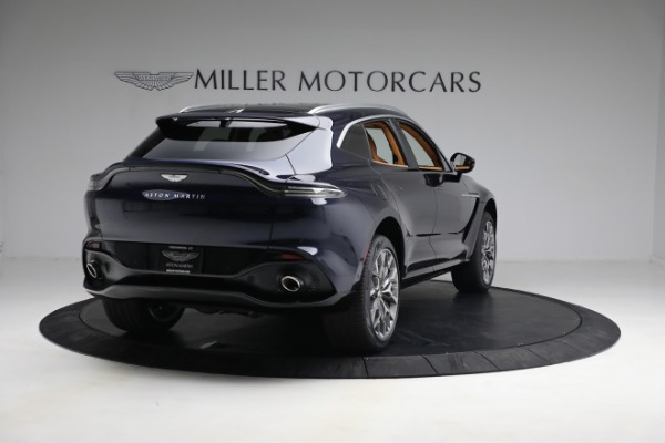 New 2021 Aston Martin DBX for sale $209,586 at Alfa Romeo of Westport in Westport CT 06880 6
