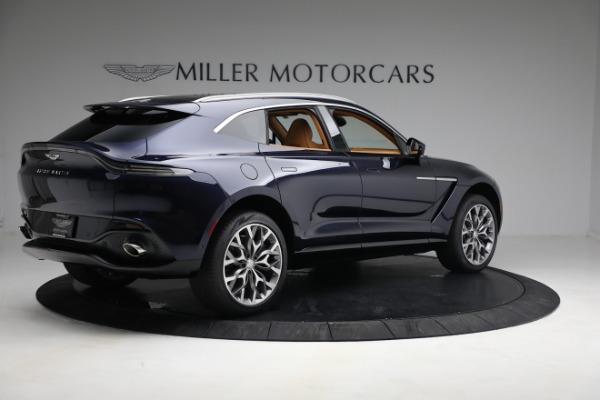 New 2021 Aston Martin DBX for sale $209,586 at Alfa Romeo of Westport in Westport CT 06880 7